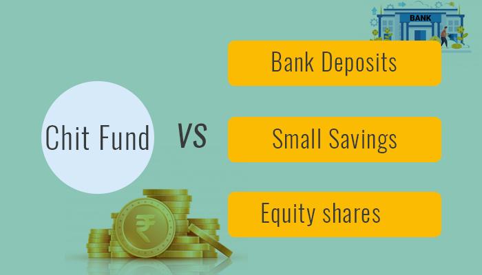 Chitfund vs Mutual Fund - Shanthala Chits Bangalore