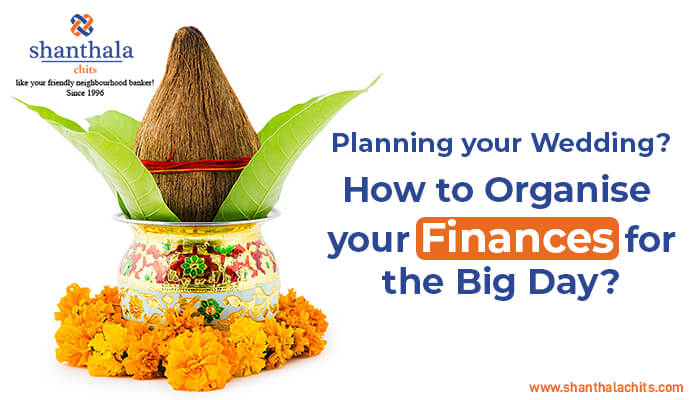 Planning your wedding - How to organise your finances for the big day
