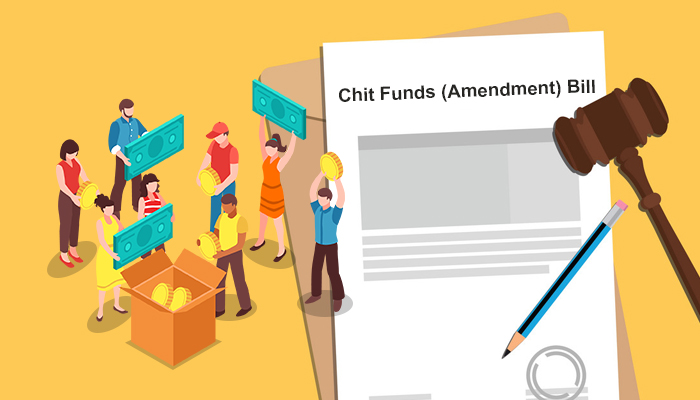 Chit Funds (Amendment) Bill, 2019